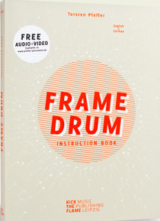 Thorsten Pfeffer: Frame Drum Instruction Book (Ringbuch)
