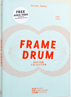 Thorsten Pfeffer: Frame Drum Rhythm Collection (Ringbuch)